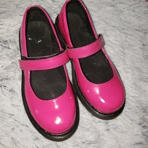 Doc Dr Martens Pink Maryjane size 1